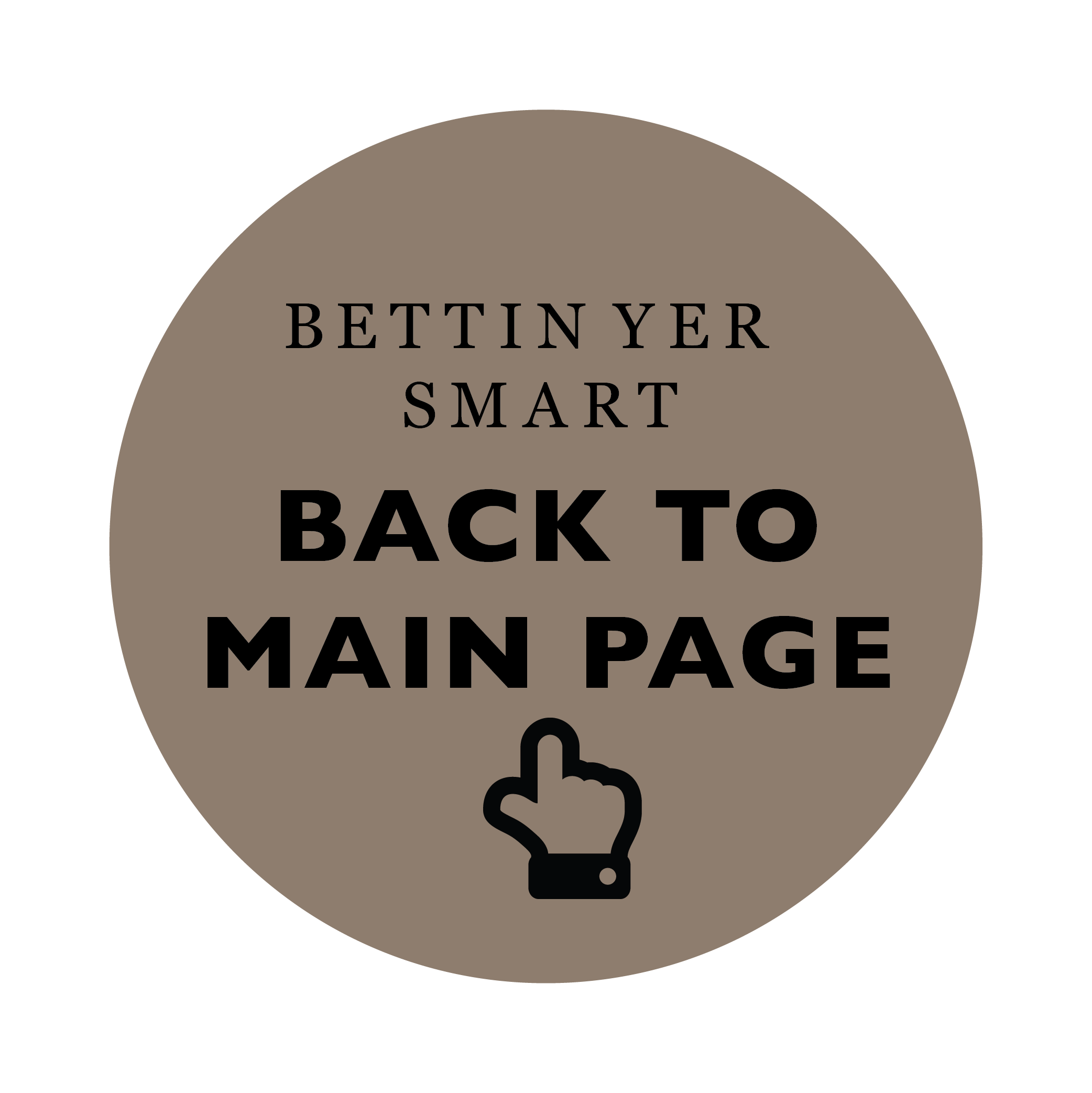Link to Bettin Yer Smart Main Page